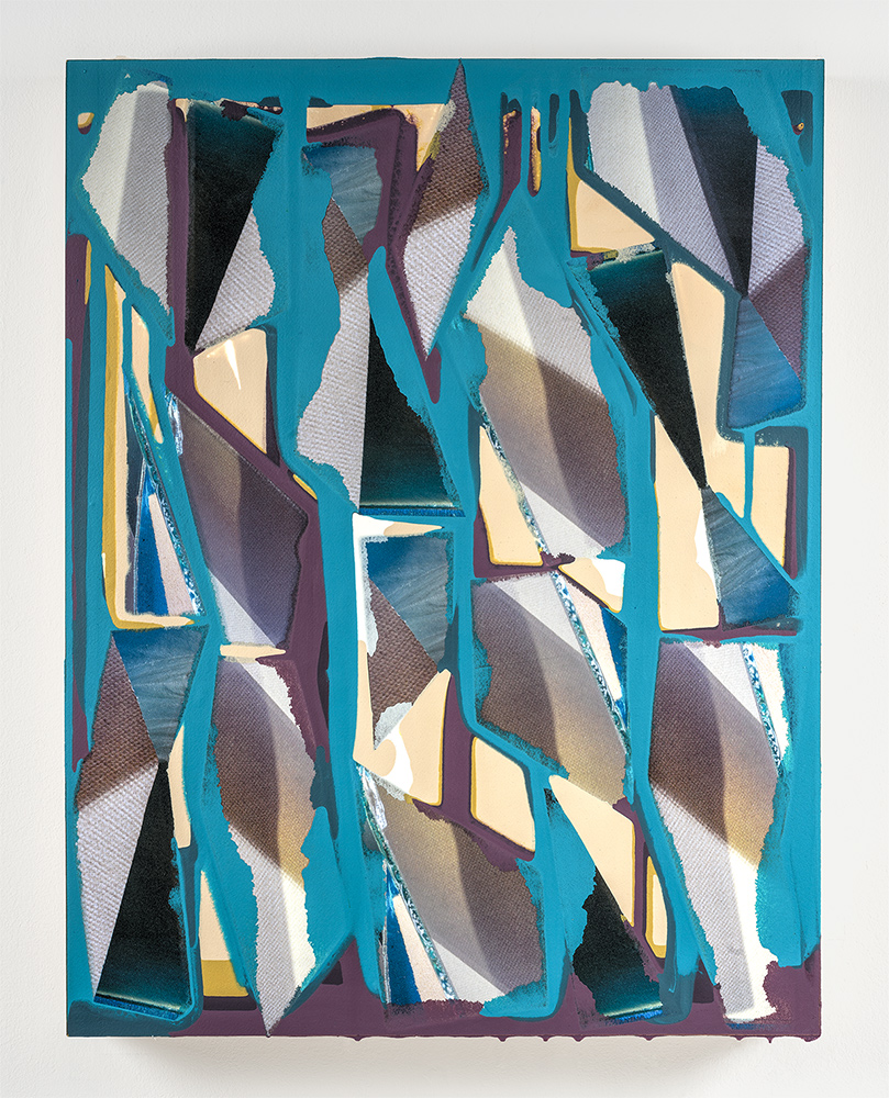 FRAGMENTATION series, Jim Cheatle, abstract paintings, art, modern, mixed media